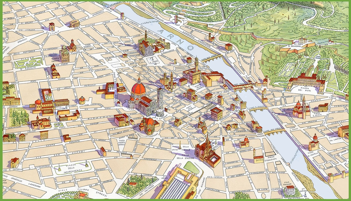 florence-travel-map