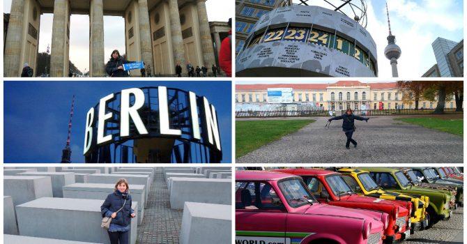 La Pas Prin Berlin
