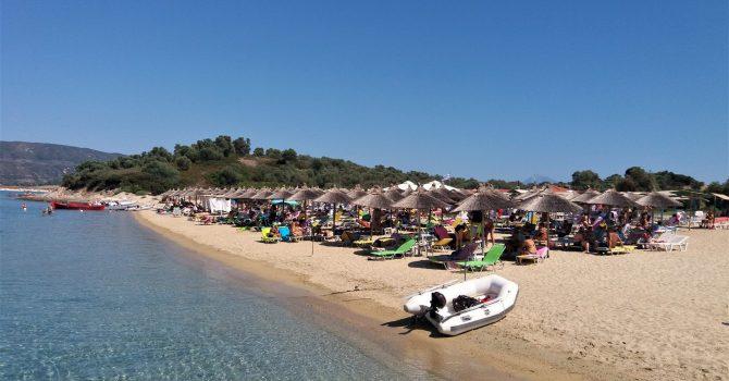 Plajele Din Ammouliani