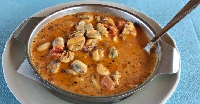 Experiență Culinară în Ammouliani.